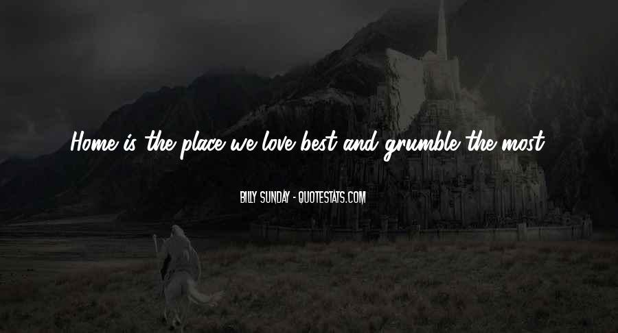 Grumble's Quotes #1714052
