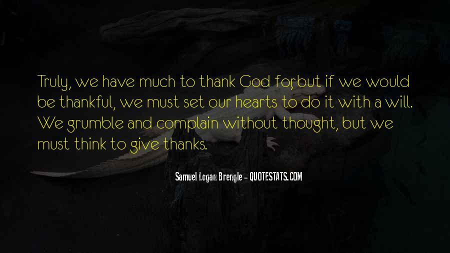 Grumble's Quotes #176003