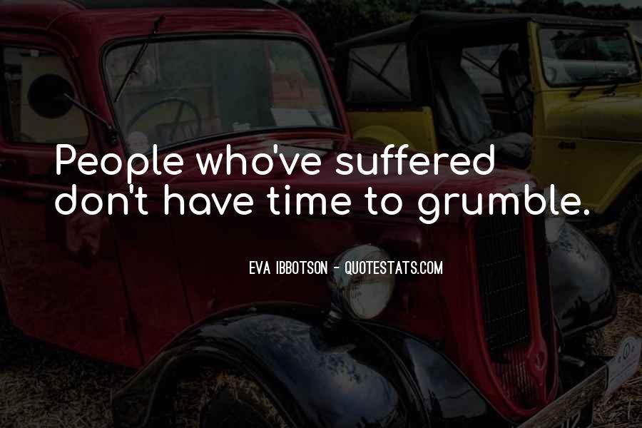 Grumble's Quotes #1802152