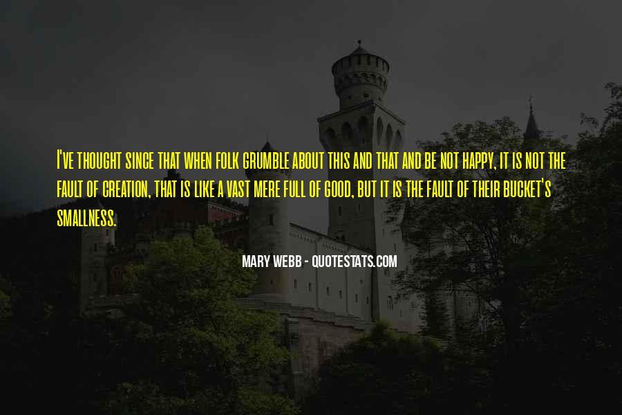 Grumble's Quotes #227287