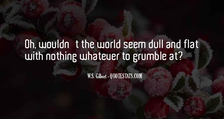 Grumble's Quotes #473974