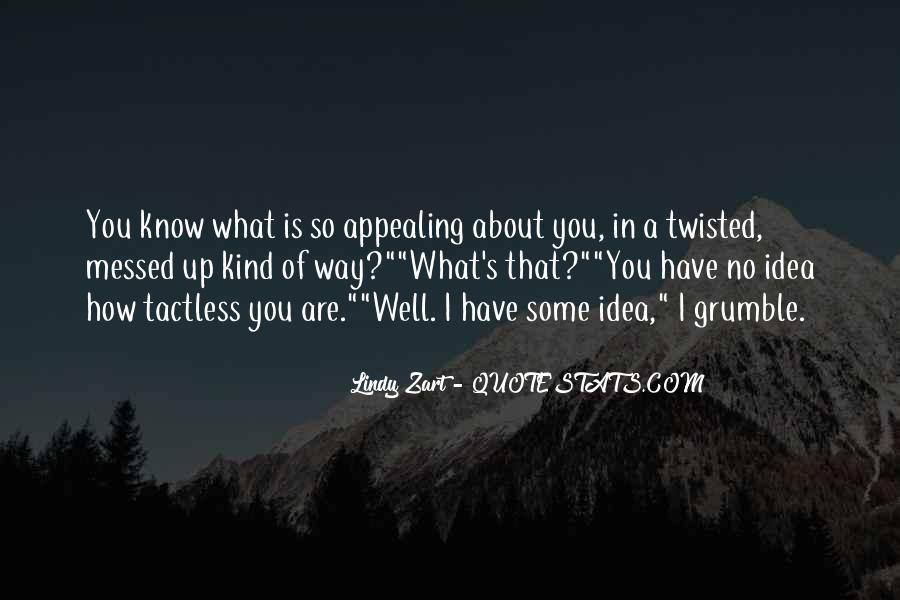 Grumble's Quotes #504452