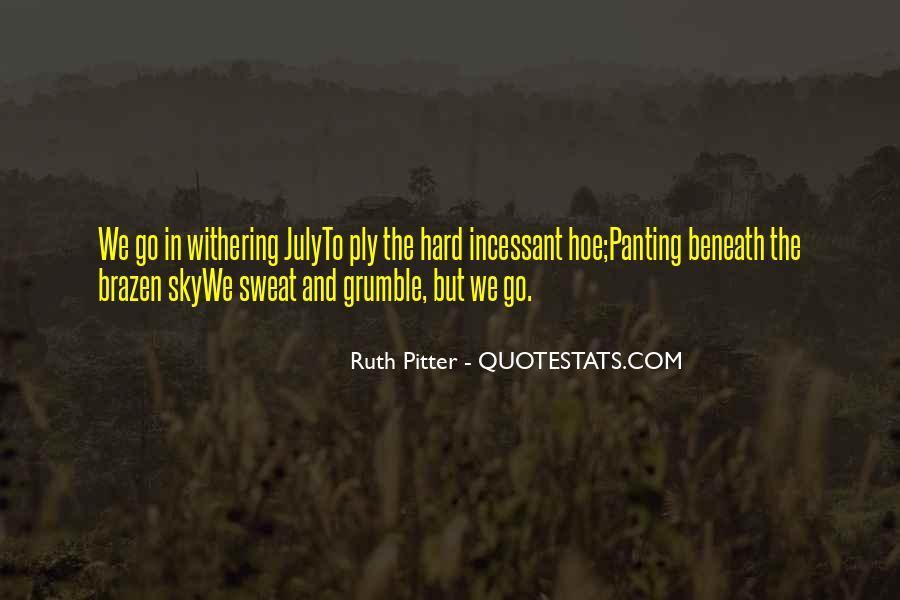 Grumble's Quotes #707531