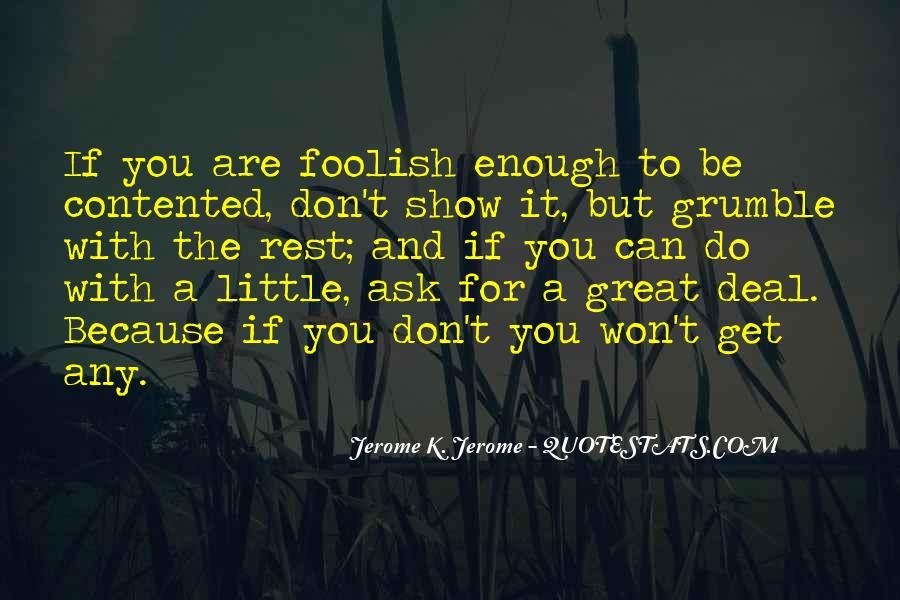 Grumble's Quotes #734495