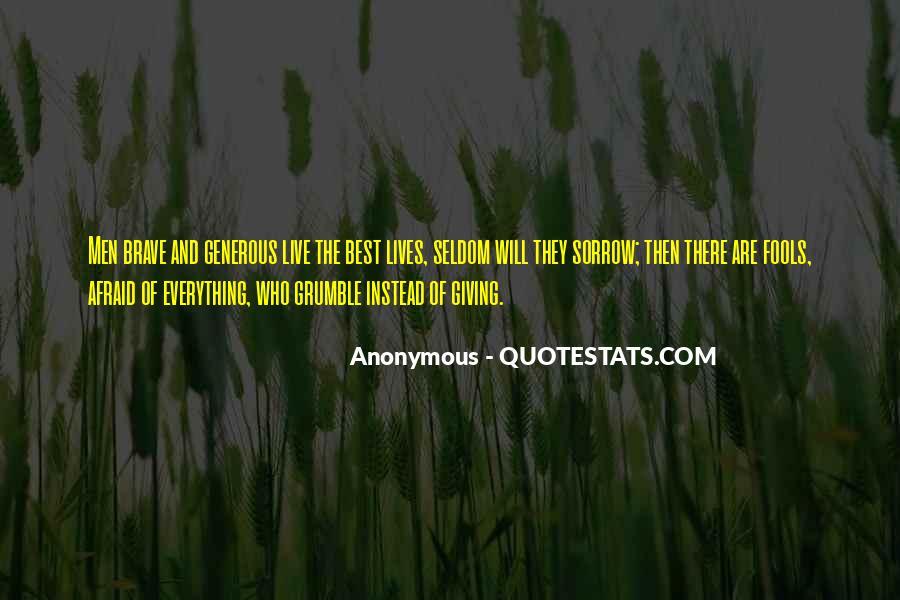 Grumble's Quotes #842329