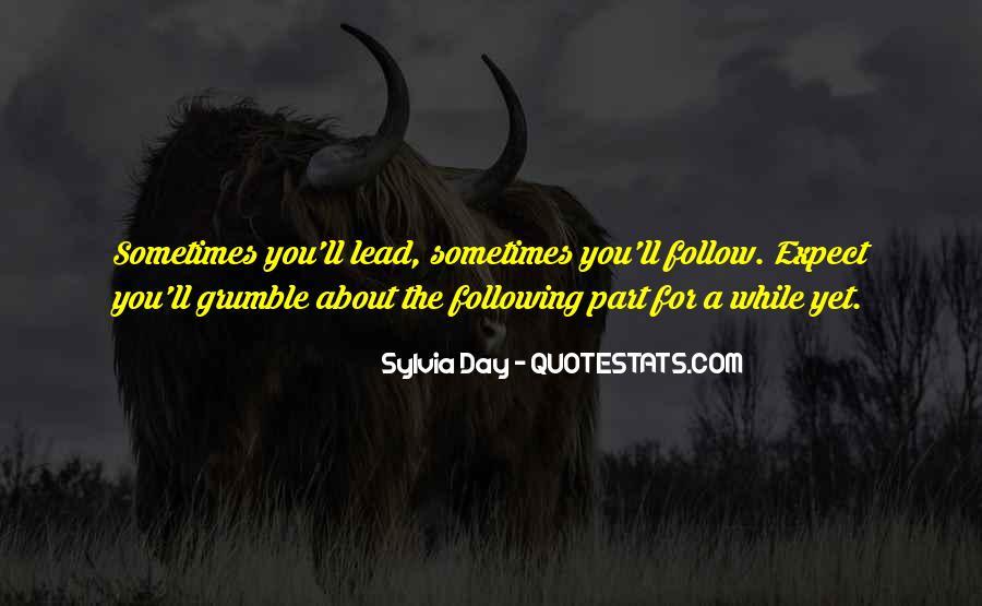 Grumble's Quotes #934197