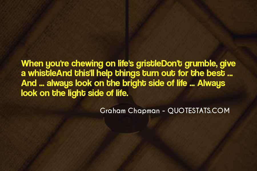 Grumble's Quotes #987193