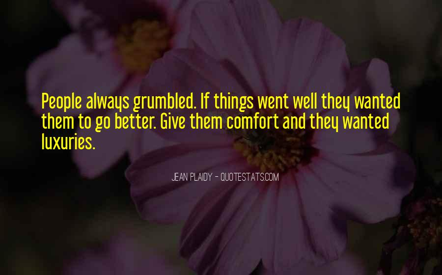 Grumbled Quotes #287974
