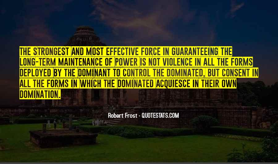 Guaranteeing Quotes #1197570