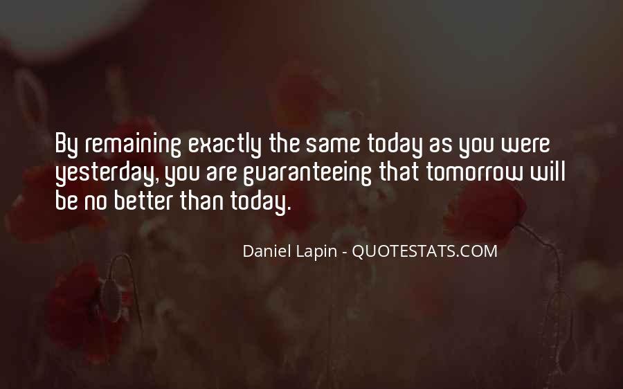 Guaranteeing Quotes #1267369