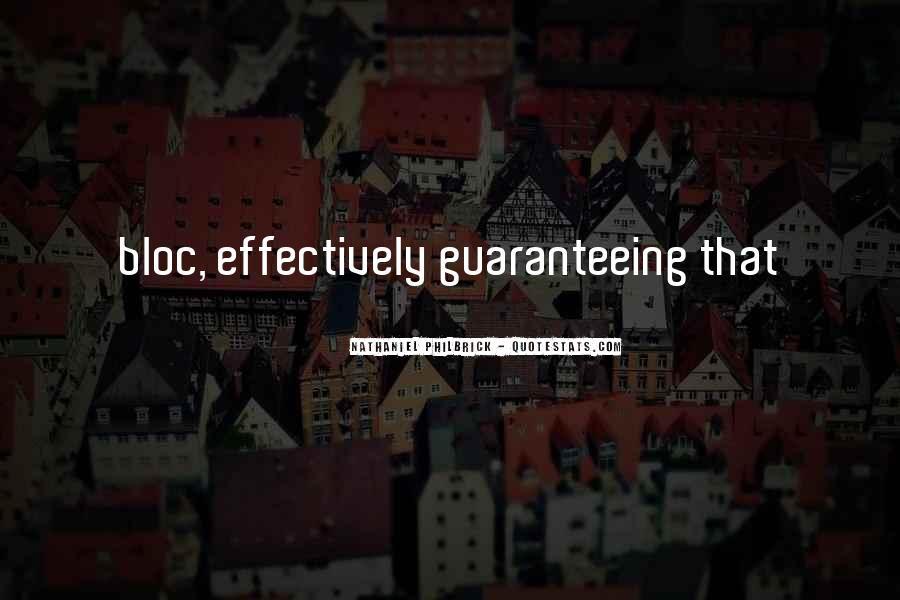 Guaranteeing Quotes #887089