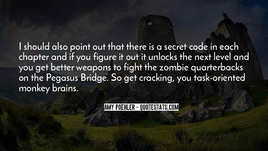 Quotes About Quarterbacks #1002860