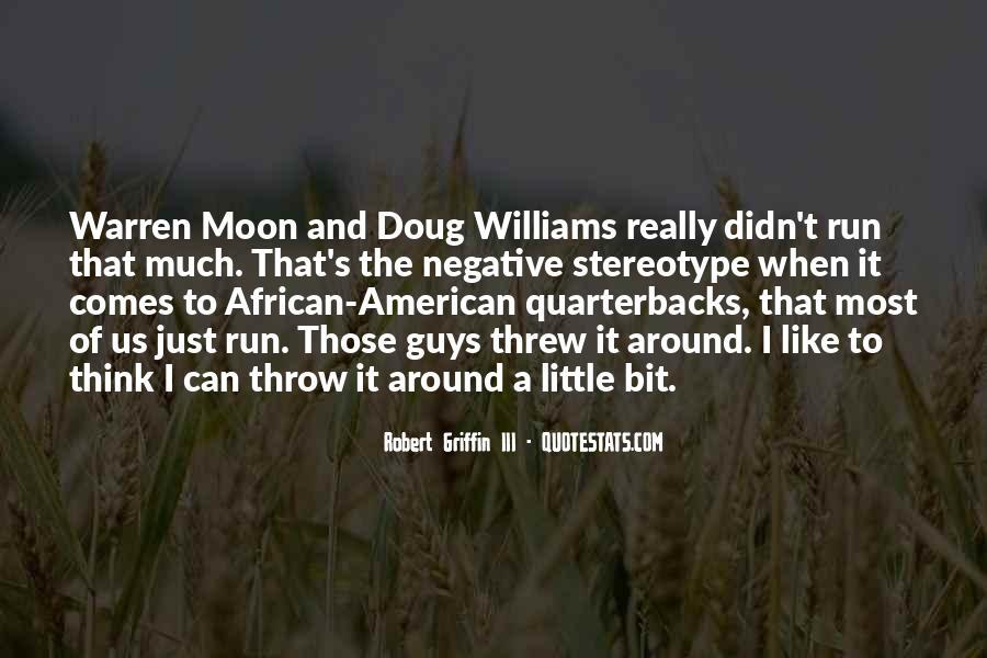 Quotes About Quarterbacks #1108390