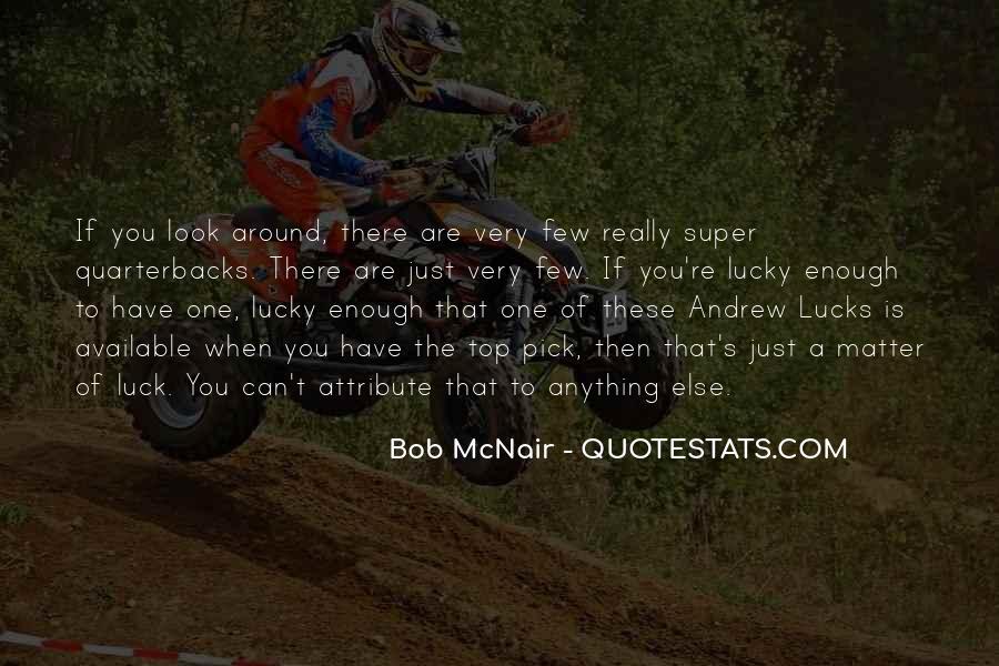 Quotes About Quarterbacks #1717970