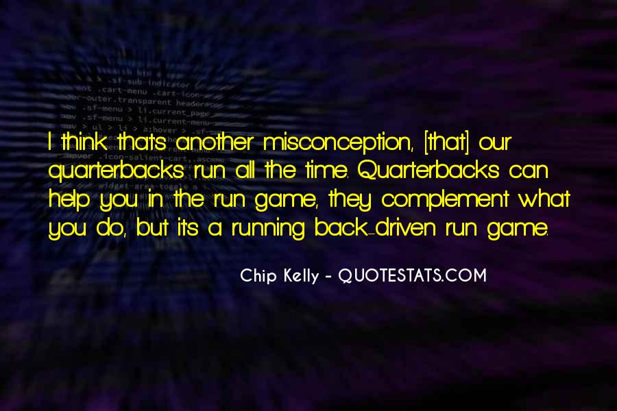 Quotes About Quarterbacks #1851285
