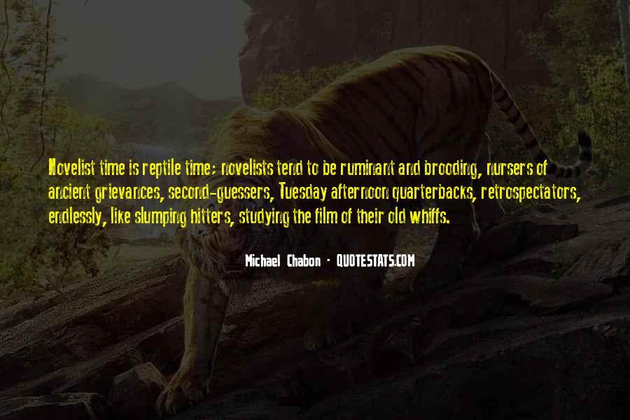 Quotes About Quarterbacks #323425