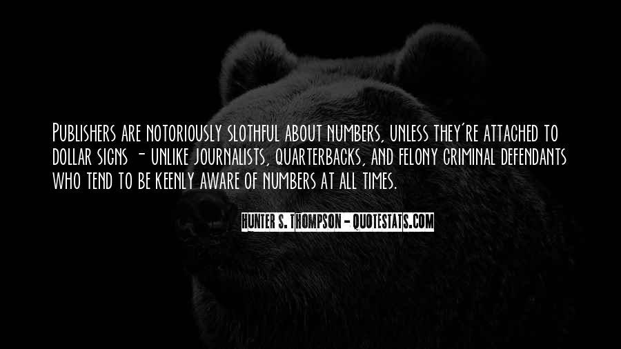 Quotes About Quarterbacks #420510
