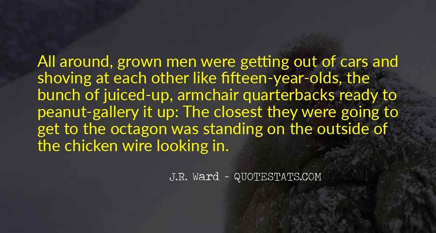 Quotes About Quarterbacks #694319