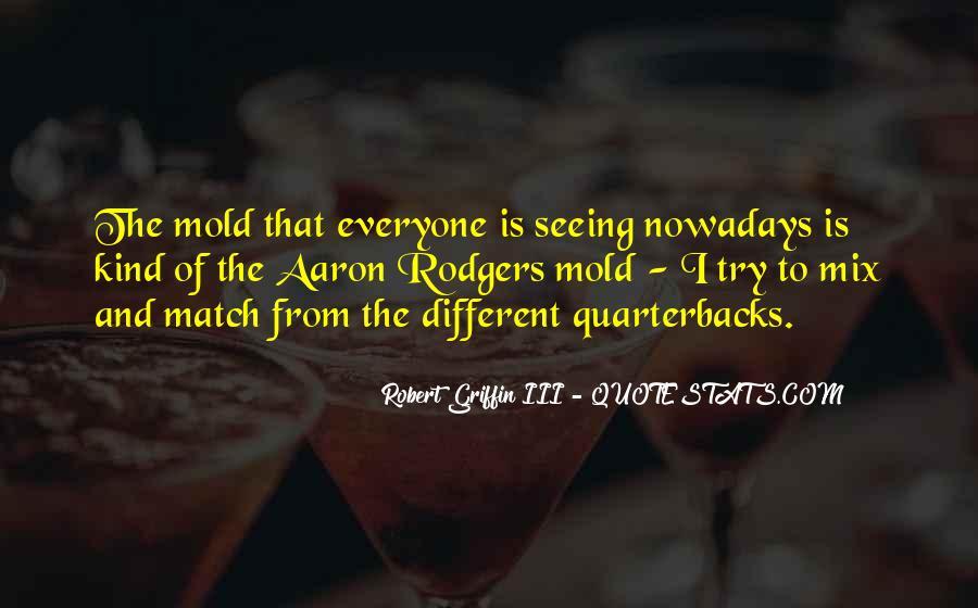 Quotes About Quarterbacks #784539