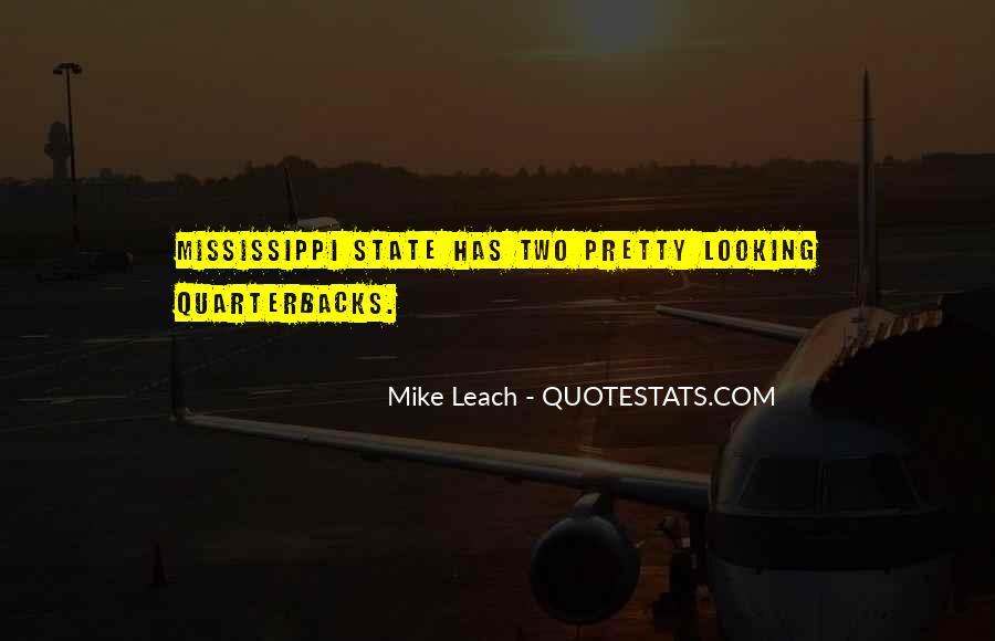 Quotes About Quarterbacks #811449