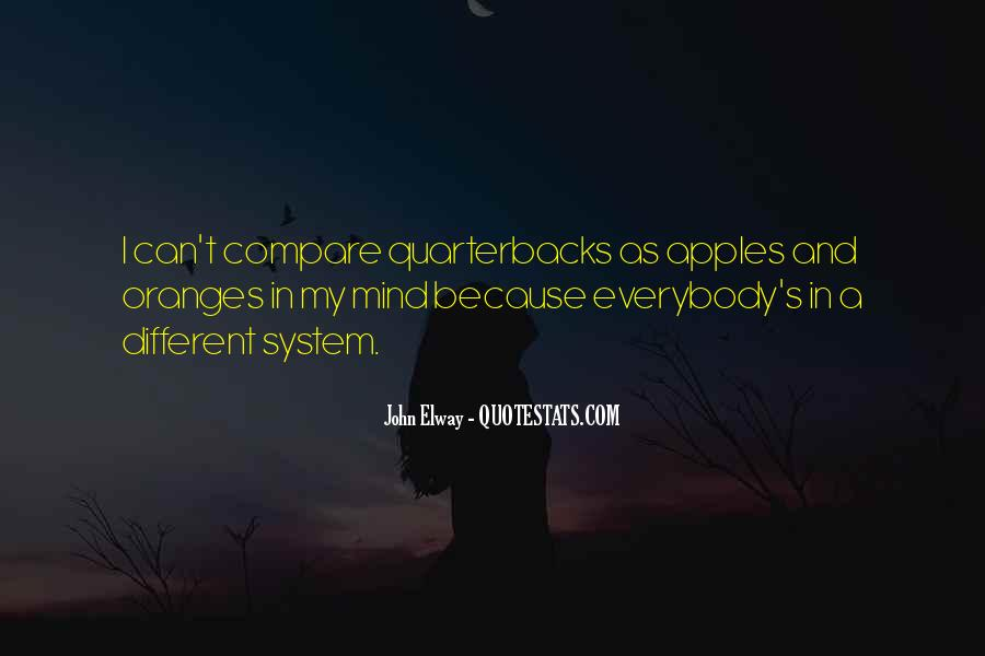 Quotes About Quarterbacks #891141