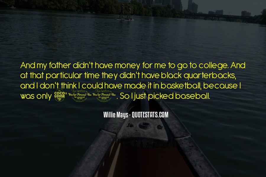 Quotes About Quarterbacks #899605