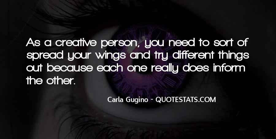 Gugino Quotes #145157