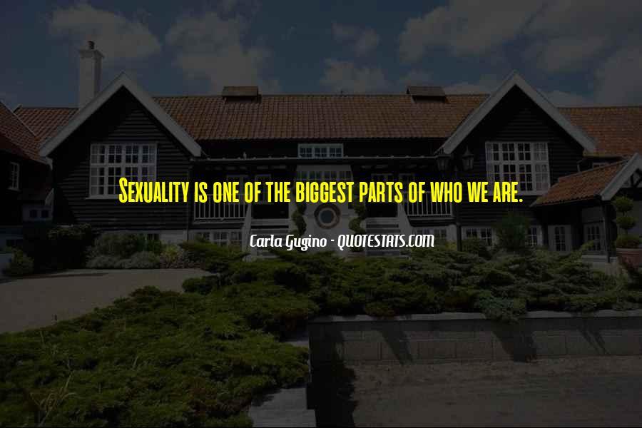Gugino Quotes #5324
