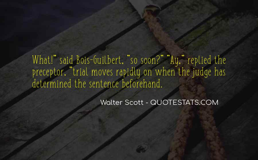 Guilbert Quotes #1639868