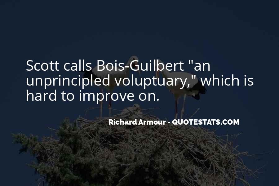Guilbert Quotes #374785