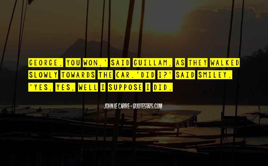 Guillam Quotes #538477