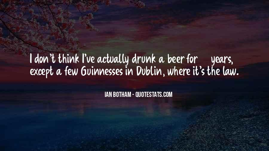 Guinnesses Quotes #1146368