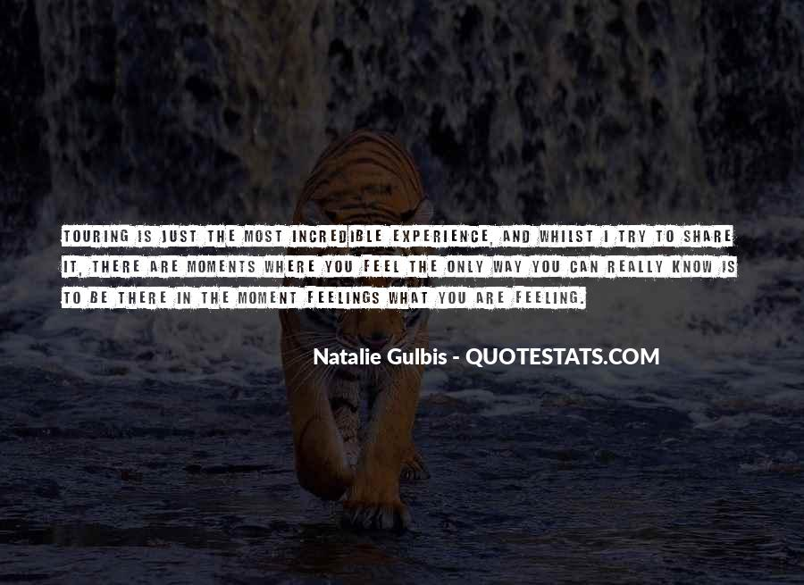 Gulbis Quotes #227197