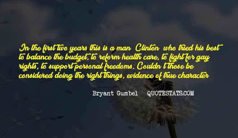 Gumbel's Quotes #1003814