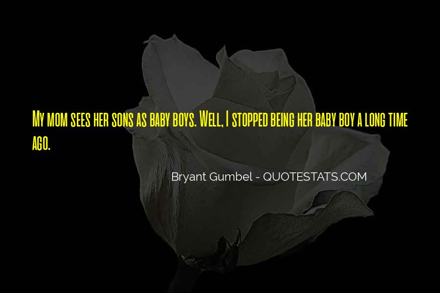 Gumbel's Quotes #1169460