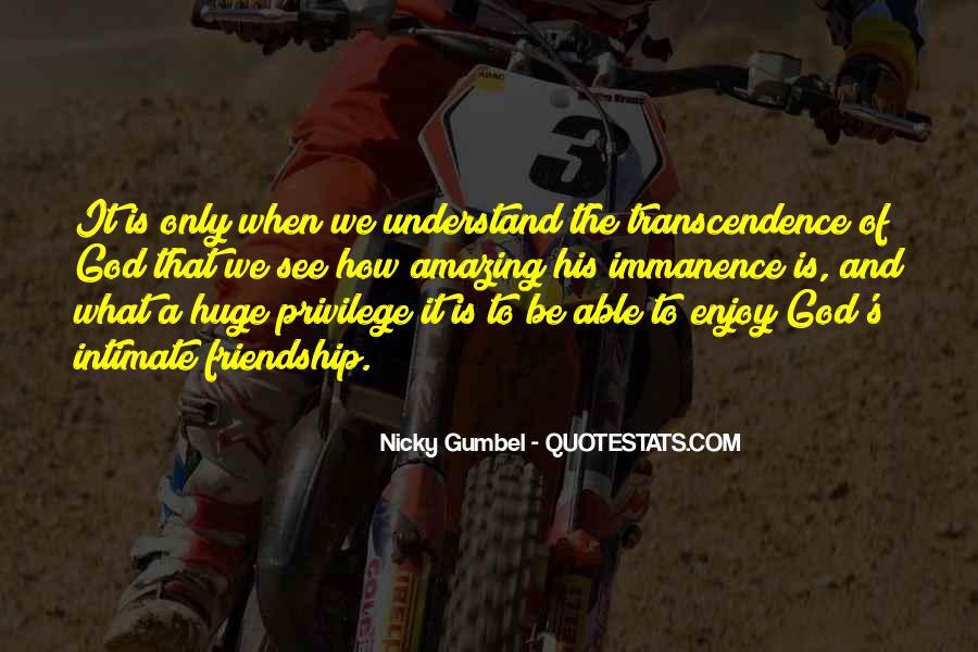 Gumbel's Quotes #1175548