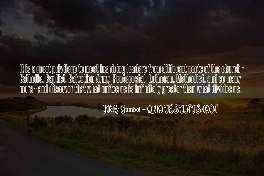 Gumbel's Quotes #1321457