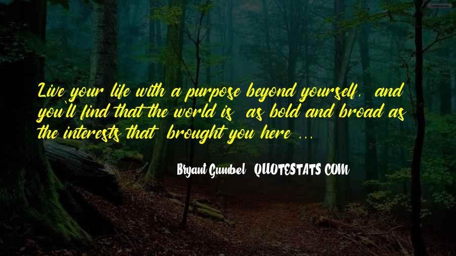 Gumbel's Quotes #1417210