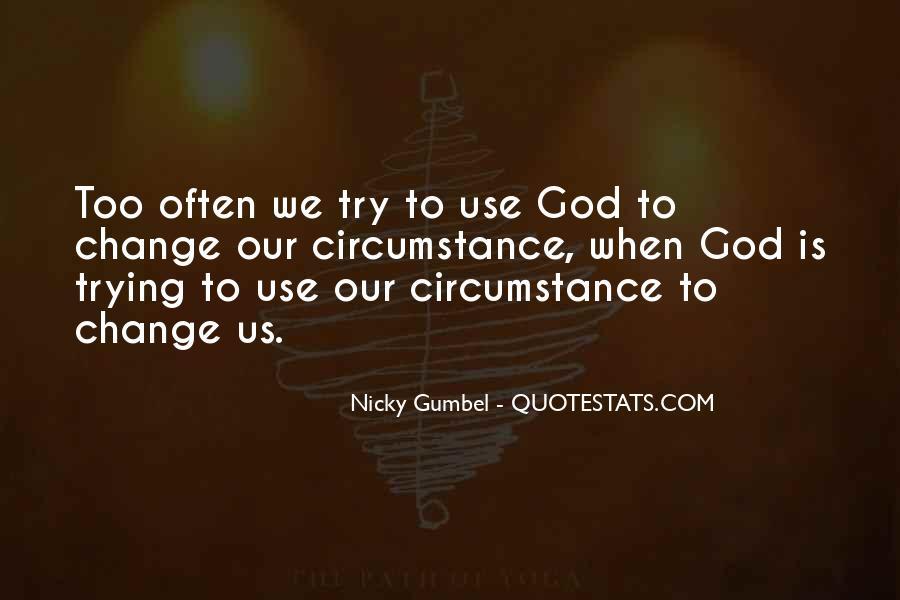 Gumbel's Quotes #1480683