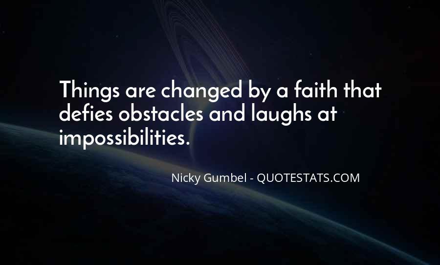 Gumbel's Quotes #1572333
