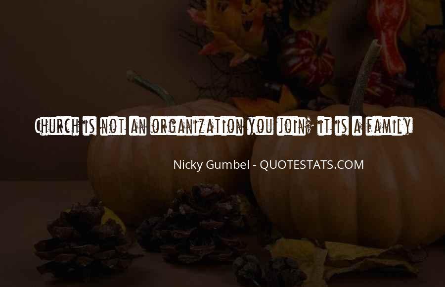 Gumbel's Quotes #1647921