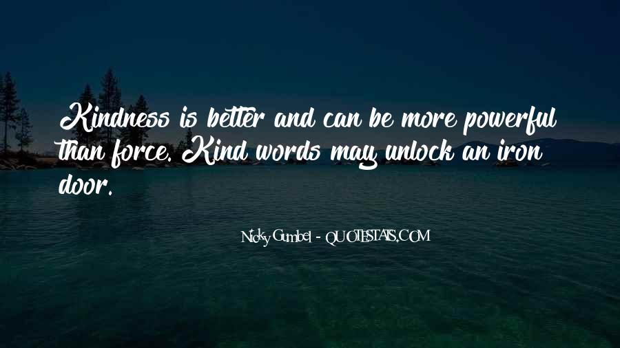 Gumbel's Quotes #1664457