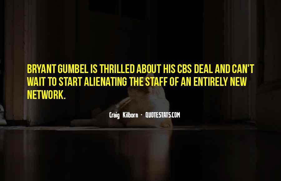 Gumbel's Quotes #242954