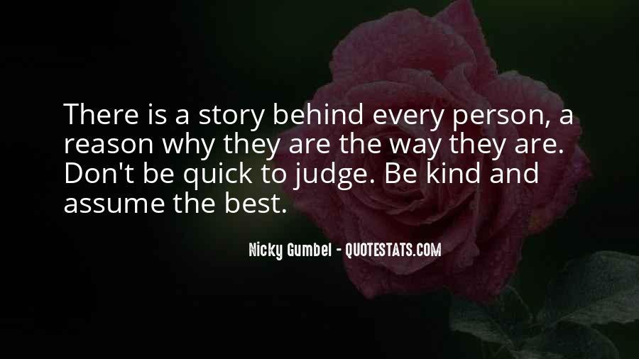 Gumbel's Quotes #271329