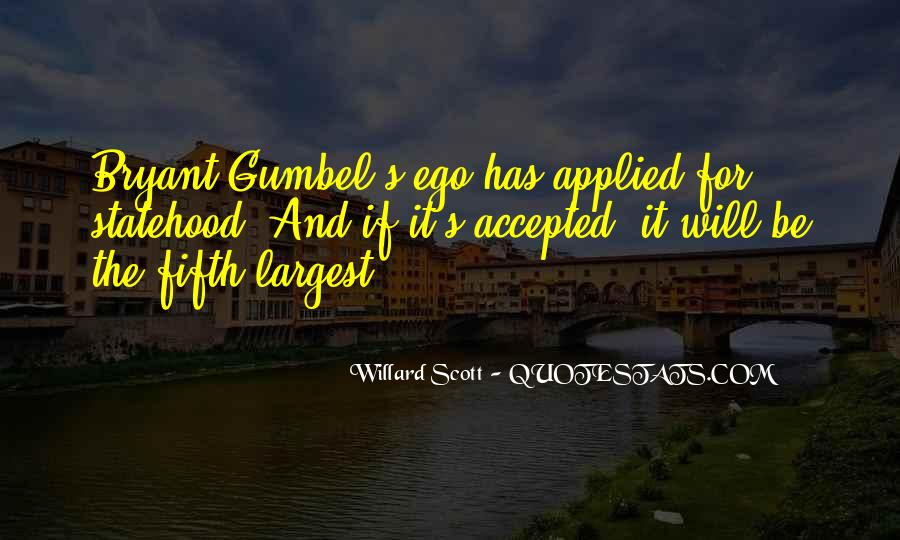 Gumbel's Quotes #307908