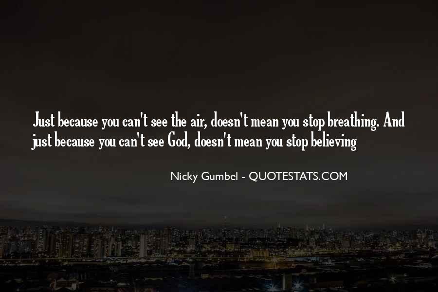 Gumbel's Quotes #40257