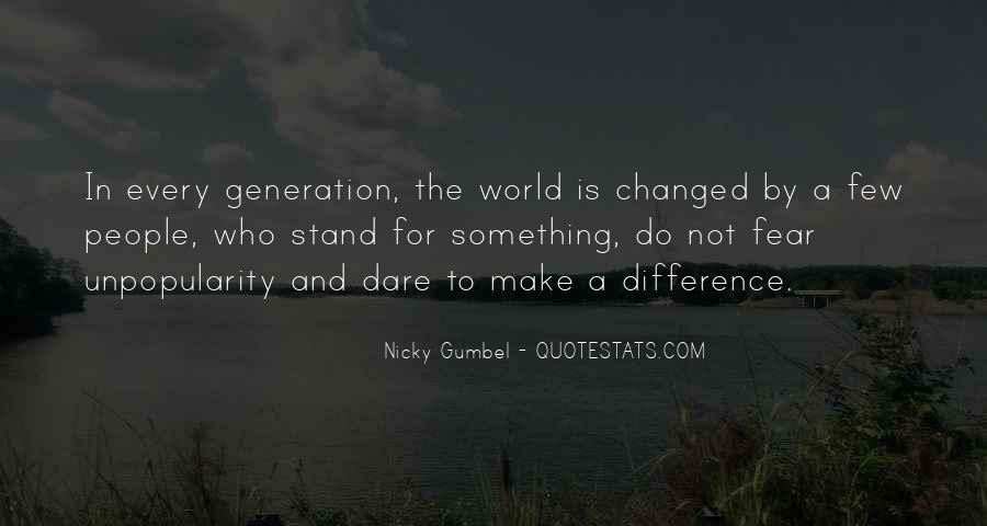 Gumbel's Quotes #409837