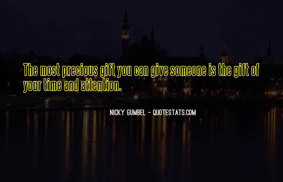 Gumbel's Quotes #491108