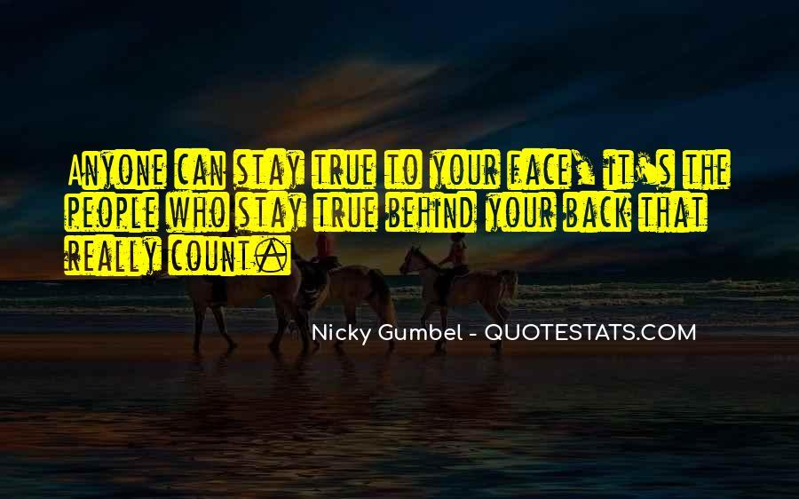 Gumbel's Quotes #846236