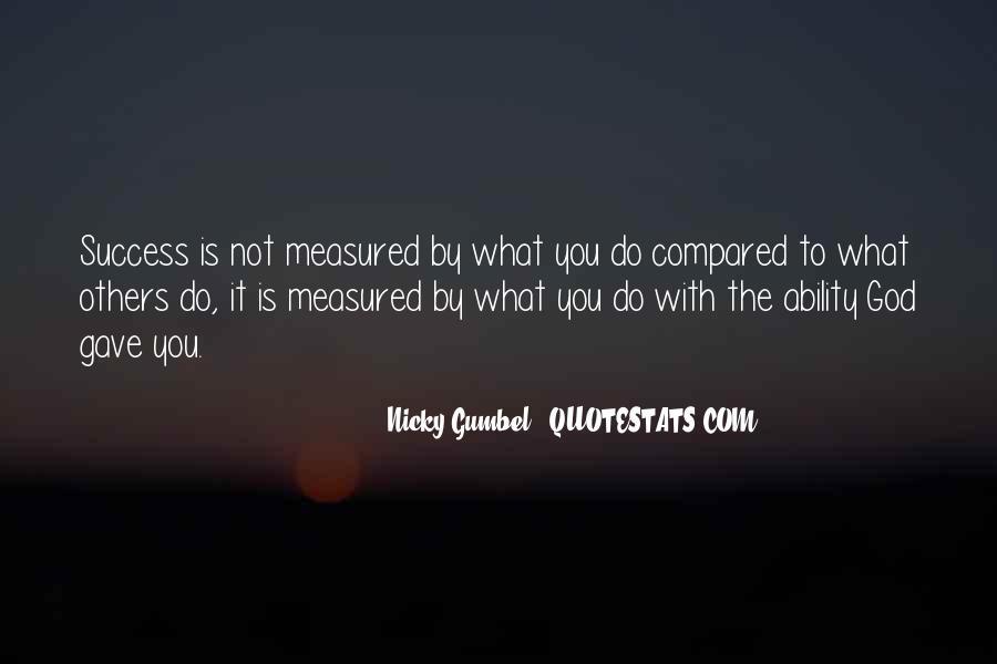 Gumbel's Quotes #900953